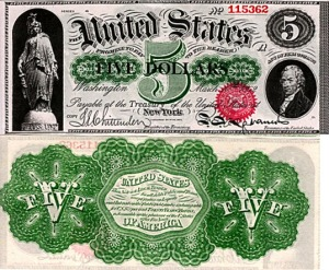 Greenbacks