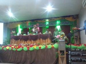 Sekda Kab. Merangin (Provinsi Jambi) Membuka Acara Sosialisasi dan Gathering Badan Usaha Se-Merangin
