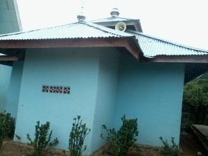 Mushola MIN (Madrasah Ibtidaiyah Negeri) Bangko Disulap Menjadi Kelas 5